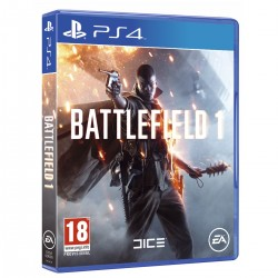 BATTLEFIELD 1 PS4 PLAYSTATION 4 VIDEOJUEGO FÍSICO