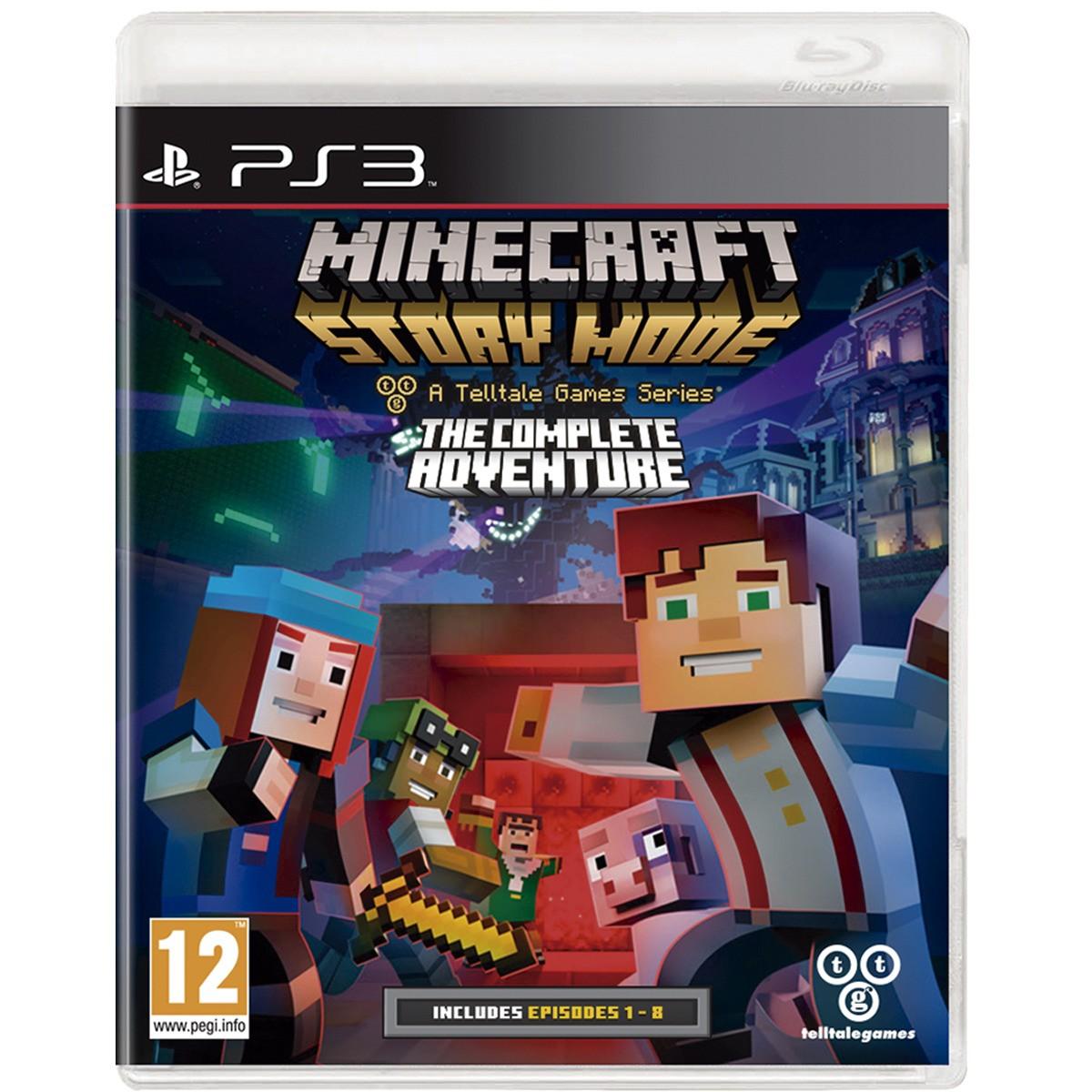 juegos-de-consolas-ps3-minecraft-story-mode-the-complete-adventure-juegos-de-consolas