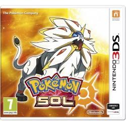POKÉMON SOL 3DS COMPATIBLE CON NINTENDO 2DS 3DSXL 3DS