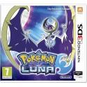 POKÉMON LUNA 3DS COMPATIBLE CON NINTENDO 2DS 3DSXL 3DS