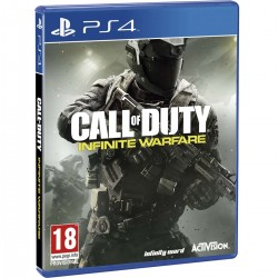 CALL OF DUTY INFINITE WARFARE RESERVA PLAYSTATION 4 DAY ONE PS4