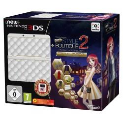 NEW NINTENDO 3DS CONSOLA + JUEGO NEW STYLE BOUTIQUE 2 PREINSTALADO + CUBIERTAS