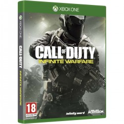 CALL OF DUTY INFINITE WARFARE XBOX ONE XBOXONE