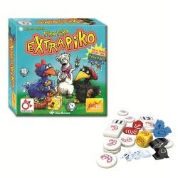 EXTRA PIKO PIKO EL GUSANITO LA EXPANSION Juegos de Cartas
