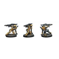 YU JING - WU MING ASSAULT CORPS (HEAVY RL) Juegos de Miniaturas Infinity Yu Jing
