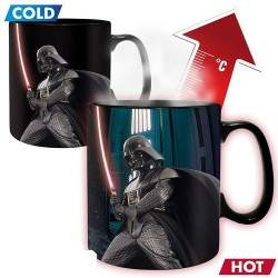 TAZA STAR WARS DARTH VADER 460 ML *CALOR* Tazas Cine y TV Tazas Star Wars