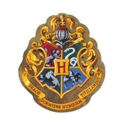 ALFOMBRILLA HARRY POTTER HOGWARTS Merchan Cine y TV Harry Potter