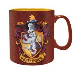 TAZA HARRY POTTER GRYFFINDOR Tazas Cine y TV Tazas Harry Potter