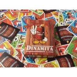 DINAMITA *EL JUEGO* Juegos de Cartas