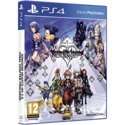 KINGDOM HEARTS HD 2.8 FINAL CHAPTER PROLOGUE PS4 VIDEOJUEGO FÍSICO PLAYSTATION 4