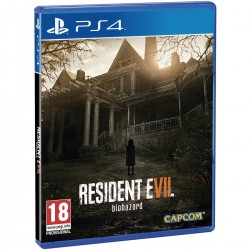 RESIDENT EVIL 7 BIOHAZARD PS4 VIDEOJUEGO FÍSICO CAPCOM PLAYSTATION 4