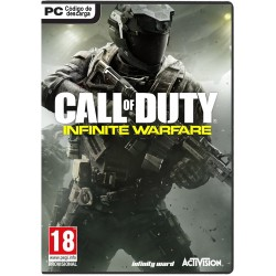 CALL OF DUTY INFINITE WARFARE PC STEAM DOWNLOAD CODE CÓDIGO DE DESCARGA DIGITAL