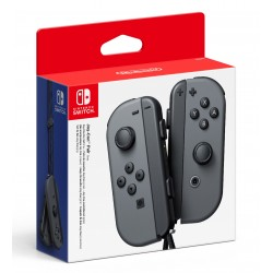 JOY-CON (SET IZDA/DCHA) GREY 2 MANDOS PARA NINTENDO SWITCH COLOR GRIS