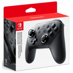 NINTENDO SWITCH PRO-CONTROLLER + CABLE USB MANDO PRO PARA NINTENDO SWITCH