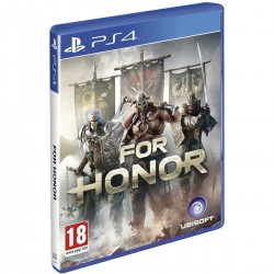 FOR HONOR PS4 VIDEOJUEGO FÍSICO PLAYSTATION 4 UBISOFT