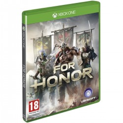 FOR HONOR XBOX ONE VIDEOJUEGO FÍSICO XBOXONE UBISOFT