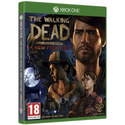 THE WALKING DEAD XBOX ONE A NEW FRONTIER THE TELLTALE SERIES SEASON PASS DISC