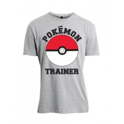 CAMISETA POKEMON TRAINER XXL CAMISETAS MANGA CAMISETAS POKEMON