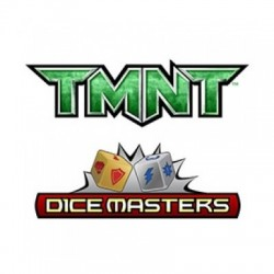TMNT DICE MASTERS: HEROES IN A HALF SHELL BOX SET JUEGOS DE MINIATURAS WIZKIDS