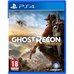 TOM CLANCY'S GHOST RECON WILDLANDS PS4 VIDEOJUEGO FêSICO PLAYSTATION 4