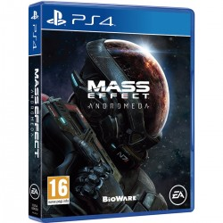 MASS EFFECT ANDROMEDA PS4 VIDEOJUEGO FÍSICO PLAYSTATION 4 BIOWARE
