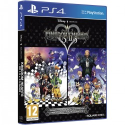 KINGDOM HEARTS HD 1.5 + 2.5 REMIX PS4 VIDEOJUEGO FÍSICO PLAYSTATION 4