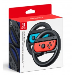 VOLANTES JOYCON WHEEL PARA NINTENDO SWITCH NO INCLUYE LOS MANDOS PACK 2 VOLANTES