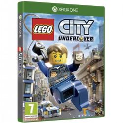LEGO CITY UNDERCOVER XBOX ONE VIDEOJUEGO FÍSICO XBOXONE