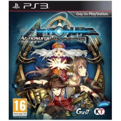 AR NOSURGE ODE TO AN UNBORN STAR PS3 VIDEOJUEGO FÍSICO PLAYSTATION 3