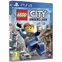 LEGO CITY UNDERCOVER PS4 VIDEOJUEGO FÍSICO PLAYSTATION 4