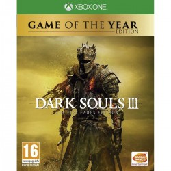 DARK SOULS III GOTY XBOX ONE VIDEOJUEGO FÍSICO XBOXONE GAME OF THE YEAR EDITION