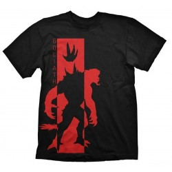 CAMISETA EVOLVE GOLIATH XL CAMISETAS VIDEOJUEGOS