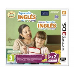 APRENDE INGLÉS CON BIFF CHIP Y KIPPER VOL.2 3DS COMPATIBLE CON NINTENDO 2DS