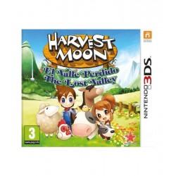 HARVEST MOON EL VALLE PERDIDO 3DS COMPATIBLE CON NINTENDO 2DS