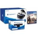 PACK PLAYSTATION VR + CAMARA PLAYSTATION V2 + JUEGO FARPOINT CASCO PSVR PS4