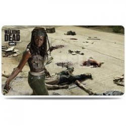 TAPETE ULTRA PRO THE WALKING DEAD MICHONNE JUEGOS ACCESORIOS CARTAS TAPETES