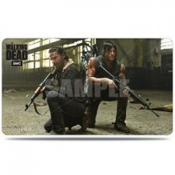 TAPETE ULTRA PRO THE WALKING DEAD DARYL & RICK JUEGOS ACCESORIOS CARTAS TAPETES