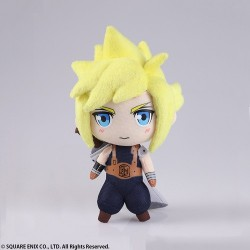 PELUCHE FINAL FANTASY VII MINI CLOUD 17 CM PELUCHES VIDEOJUEGOS FINAL FANTASY
