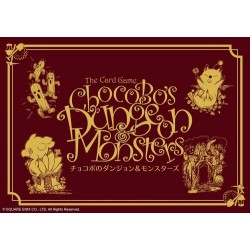 CHOCOBOS CRYSTAL HUNT DUNGEONS AND MONSTERS EXPANSION VIDEOJUEGOS FINAL FANTASY
