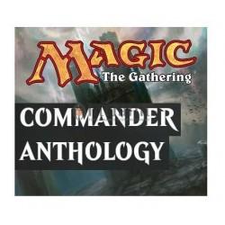 MAGIC COMMANDER ANTHOLOGY (INGLES) JUEGOS DE CARTAS CARTAS MAGIC