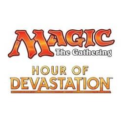 MAGIC HOUR OF DEVASTATION BUNDLE (INGLES) JUEGOS DE CARTAS CARTAS MAGIC