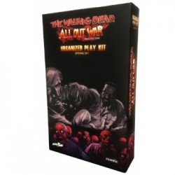 THE WALKING DEAD: ALL OUT WAR OP KIT SPRING (INGLES) JUEGOS DE MINIATURAS