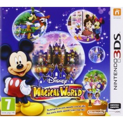 DISNEY MAGICAL WORLD 3DS VIDEOJUEGO FÍSICO PARA NINTENDO 3DS Y 2DS