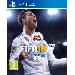 FIFA 18 PS4 VIDEOJUEGO FÍSICO PLAYSTATION 4 PLAY4