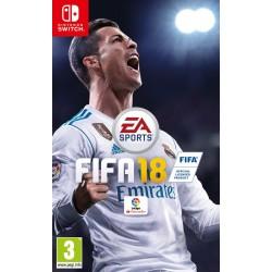 FIFA 18 NINTENDO SWITCH VIDEOJUEGO FÍSICO