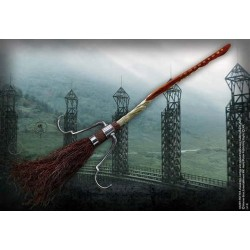 ESCOBA HARRY POTTER NIMBUS SAETA DE FUEGO 148 CM MERCHAN CINE Y TV HARRY POTTER