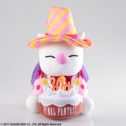 PELUCHE FINAL FANTASY 30TH ANIVERS MOOGLE 18 CENTIMETROS PELUCHES VIDEOJUEGOS