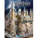 DIORAMA HARRY POTTER: HOGWARTS MERCHAN CINE Y TV HARRY POTTER