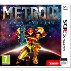 METROID SAMUS RETURNS 3DS COMPATIBLE CON NINTENDO 2DS Y AMIIBO