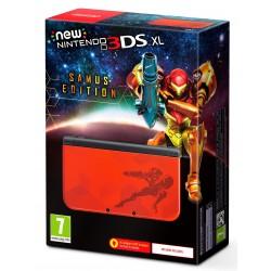 NEW 3DS XL CONSOLA NINTENDO METROID SAMUS EDITION NO INCLUYE JUEGO